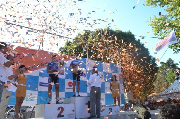 primera etapa tour podio