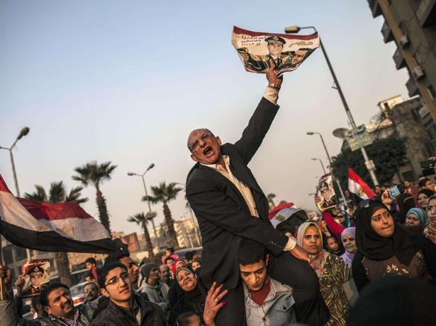 Protestas-Egipto