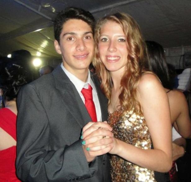 Agustin y Priscila