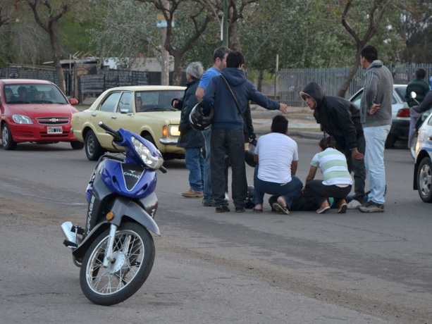 Accidente-moto